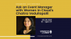 Ask an Event Manager with Chaitra Vedullapalli