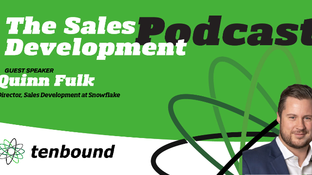 Quinn Fulk -  Solving the People Equation in Sales Development