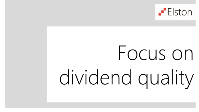 CPD: Focus on dividend quality