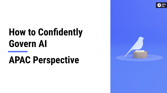 How to Confidently Govern AI - APAC Perspective