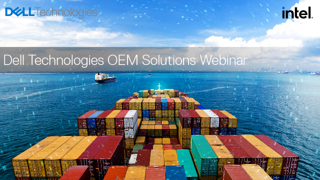 Dell Technologies Korea OEM Solutions Webinar