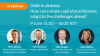 Debt in distress: how can private capital managers adapt to challenges ahead?