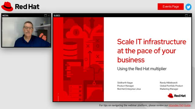 Scale IT infrastructure at the pace of your business