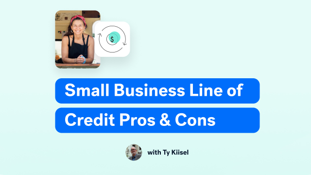 Small Business Line of Credit Pros & Cons