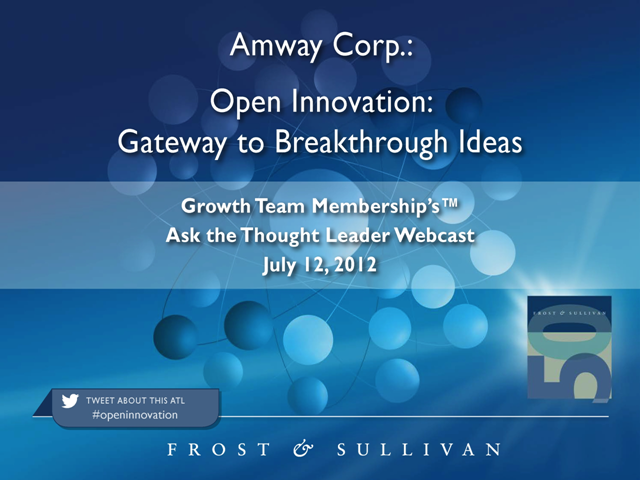 Open Innovation: Gateway to Breakthrough Ideas
