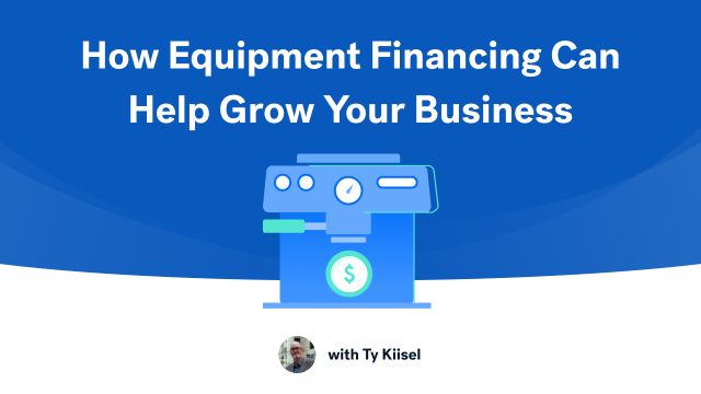 How Equipment Financing Can Help Grow Your Business