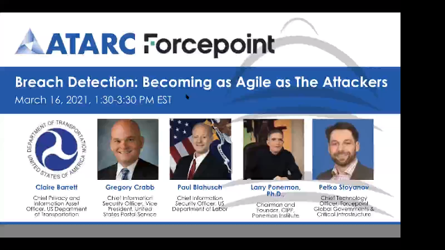 Breach Detection: Becoming as Agile as The Attackers