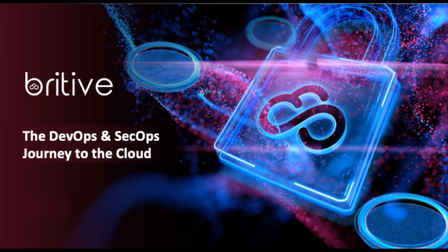 Securing the DevOps & SecOps Journey to the Cloud