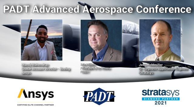 PADT Advanced Aerospace Conference | Panel Discussion