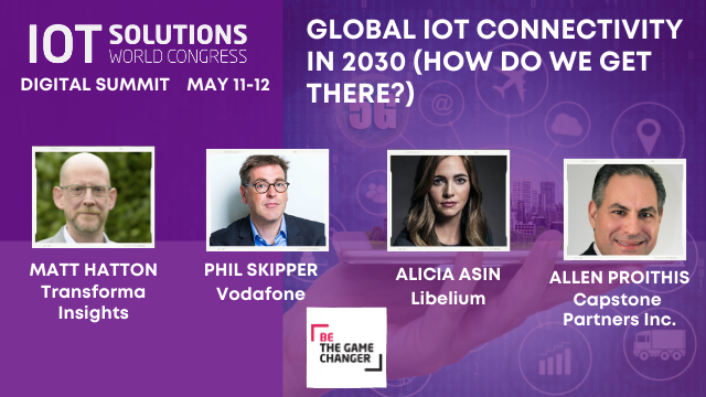 Global IoT Connectivity in 2030 (How Do We Get There?)