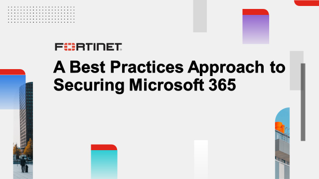 Taking a Best Practice Approach to Securing Microsoft 365