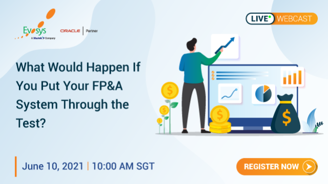 Live Webinar - What Would Happen If You Put Your FP&A System Through the Test?