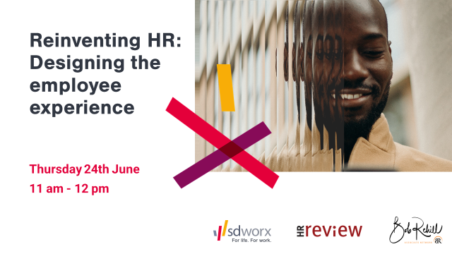 Reinventing HR: Designing the employee experience