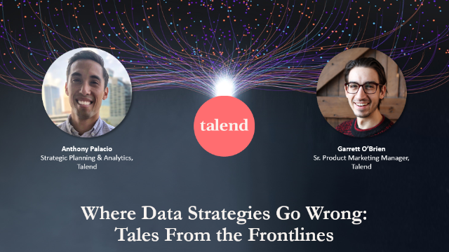 Where Data Strategies go Wrong: Tales from the Front Lines (EMEA)