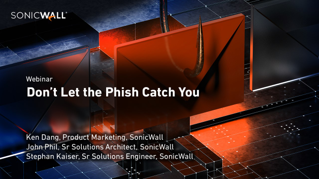 Don't Let the Phish Catch You