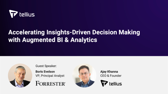Accelerating Insights-Driven Decision Making with Augmented BI & Analytics