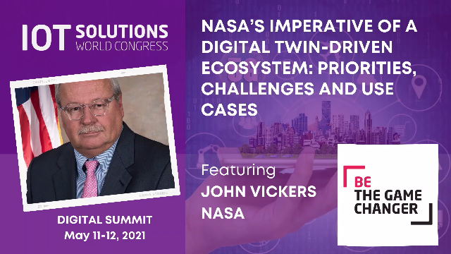 NASA's Imperative of a Digital Twin-Driven Ecosystem: Priorities & Challenges