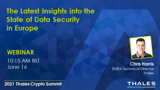 The Latest Insights into the State of Data Security in Europe