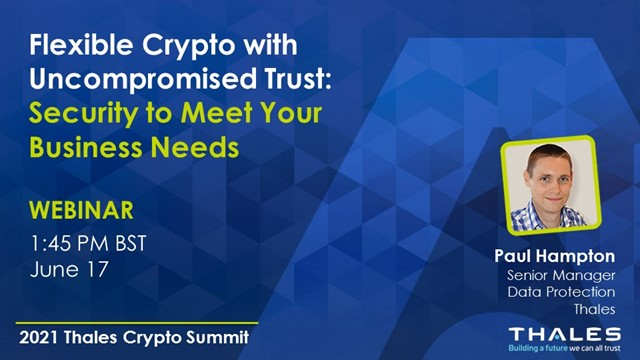 Flexible Crypto with Uncompromised Trust: Security to Meet Your Business Needs