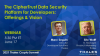 The CipherTrust Data Security Platform for Developers: Offerings and Vision