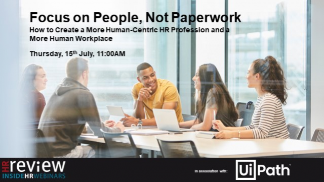 How to Create a More Human-Centric HR Function