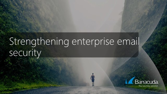 Strengthening email security - trends and innovations