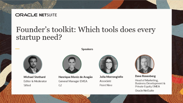 Founder's toolkit: Which tools does every startup need?