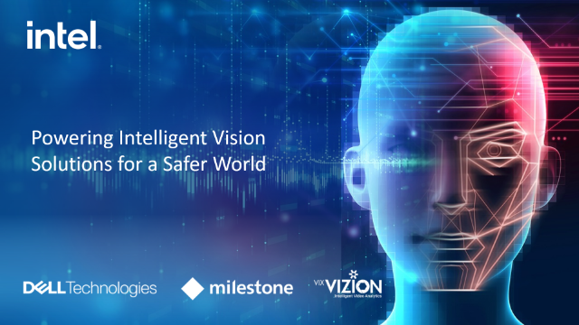 Powering Intelligent Vision for a Safer World