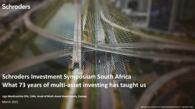 What 73 years of multi-asset investing has taught us