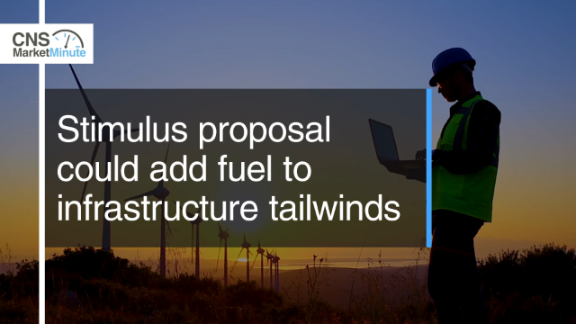 Stimulus proposal could add fuel to infrastructure tailwinds