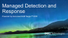 Dell Technologies Managed Detection and Response