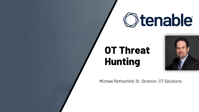OT Threat Hunting - Act Before The Breach