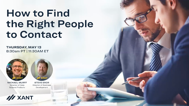 How to Find the Right People to Contact