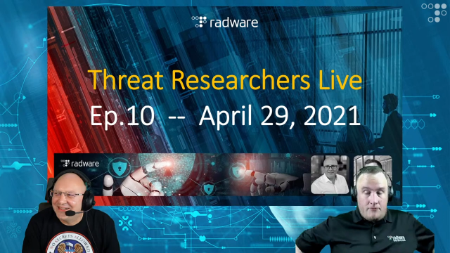 [Replay] Threat Researchers Live, Ep 10: Emotet, FluBot, Ransomware, SLOWPULSE