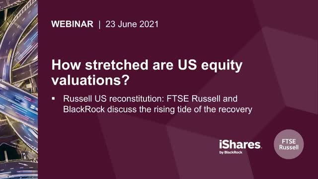 How stretched are US equity valuations?