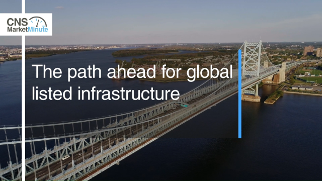 The path ahead for global listed infrastructure