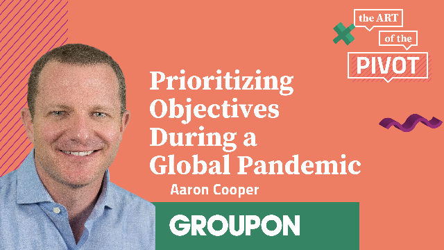 Prioritizing Objectives During a Global Pandemic