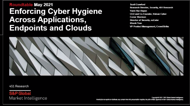 Enforcing Cyber Hygiene Across Applications, Endpoints and Clouds