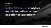 Nokia 5G focus: analytics and AI to deliver a new experience paradigm