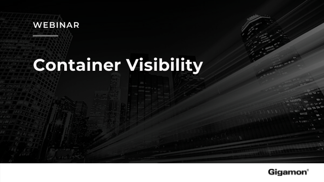 Container Visibility