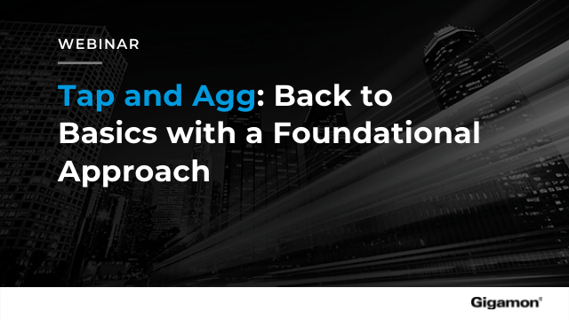 Tap and Agg: Back to Basics with a Foundational Approach