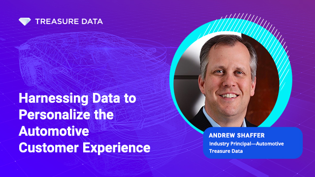 Harnessing Data to Personalize the Automotive Customer Experience