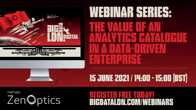 The Value of an Analytics Catalogue in a Data-Driven Enterprise