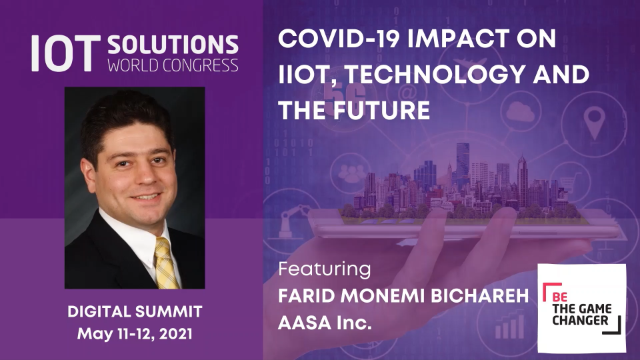 Covid-19 Impact on IIoT, Technology and the Future