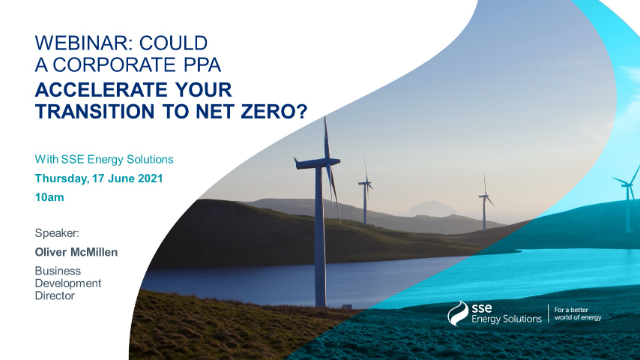 Could a Corporate PPA accelerate your transition to net zero?