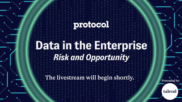 Data in the Enterprise: Risk and Opportunity (EMEA)