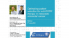 Optimising patient selection for anti-EGFR therapy in metastatic CRC