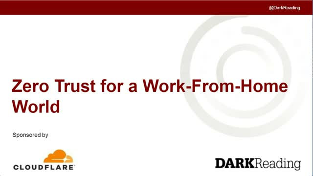 Zero Trust for a Work-From-Home World