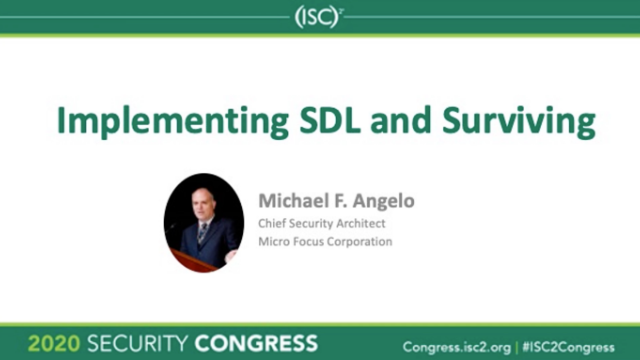 Implementing SDL and Surviving