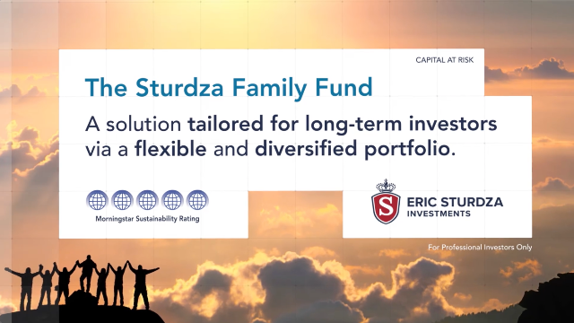 Discover the Sturdza Family Fund